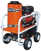 Alkota - Gas Engine Drive Four Wheel Series Pressure Washers