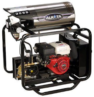 Alkota - Compact Gas-Engine Drive (GED) Series Pressure Washers